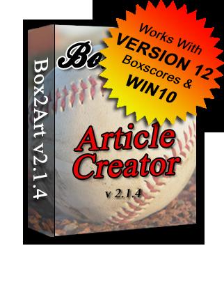Box2Art Diamond Mind Baseball Game Utility